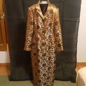 Good Orient Full Length Jacket